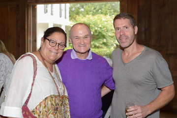 Rocco Basile DuJour's Jason Binn, Ray Kelly, Greg Kelly and Andrew Warren Host Hamptons Brunch Presented by EAST, Miami