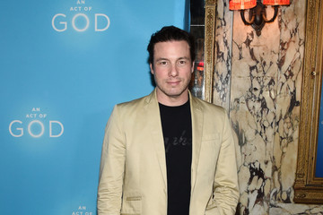 Rocco Dispirito 'An Act of God' Broadway Opening Night - Arrivals And Curtain Call