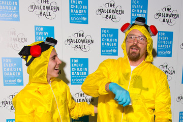 Rocco Ritchie UNICEF Halloween Ball