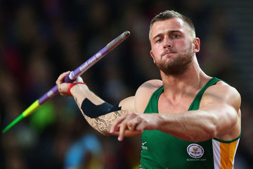 Rocco van Rooyen 20th Commonwealth Games: Athletics