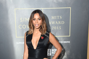 Rochelle Humes Music Industry Trust Awards - Arrivals