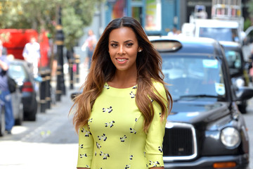 Rochelle Humes Rochelle Humes Launches Her Collection