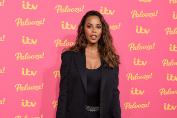 Rochelle Humes ITV Palooza 2019 - Red Carpet Arrivals