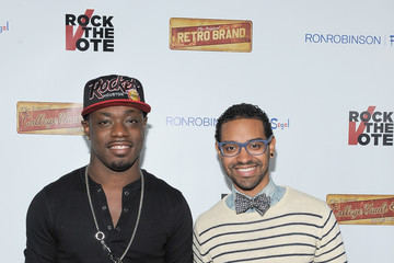 Speakers Rock The Vote Kick-Off Of 2012 Election And Launch Of Exclusive Rock The Vote Apparel Line