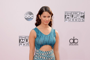 Rocsi Diaz Arrivals at the American Music Awards — Part 3