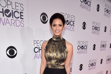 Rocsi Diaz DailyMail.com at the 2016 People's Choice Awards
