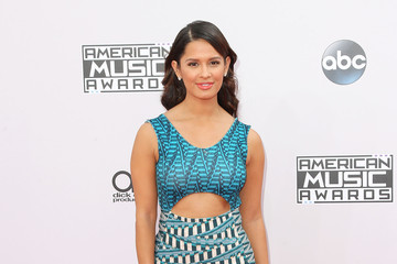 Rocsi Diaz Arrivals at the American Music Awards — Part 2