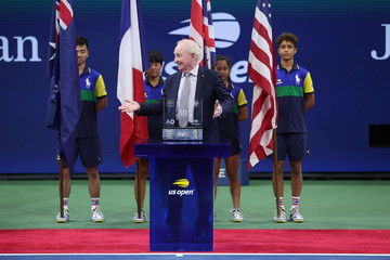 Rod Laver 2019 US Open - Day 12