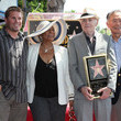 Rod Roddenberry Walter Koenig Honored On The Hollywood Walk Of Fame