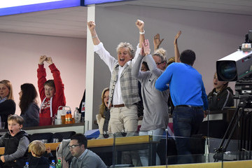 Rod Stewart Great Britain v Japan: World Championship Division 1 Group B