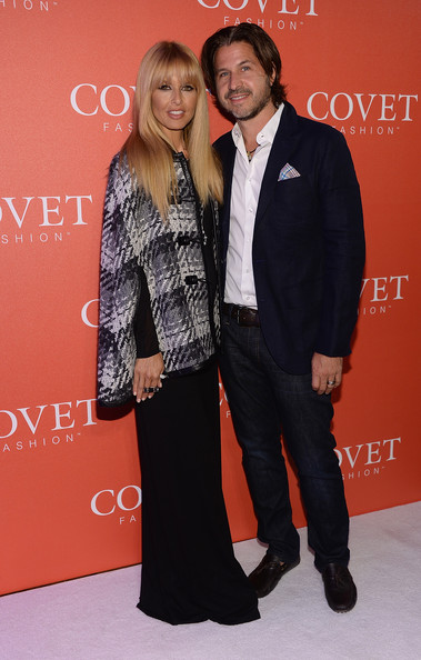 Rodger Berman Photos Photos Celebs At The Covet Fashion Launch Event Zimbio