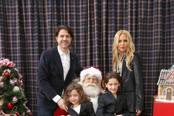 Rodger Berman Kaius Jagger Berman Brooks Brothers And St Jude Children's Research Hospital Annual Holiday Celebration In Beverly Hills