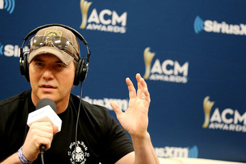 Rodney Atkins SiriusXM's The Highway Channel Broadcasts Backstage Leading Up To The Academy Of Country Music Awards
