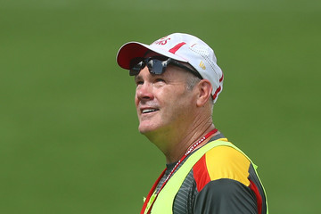 Rodney Eade Gold Coast Suns Training Session