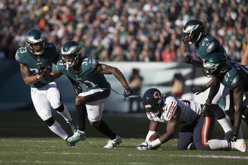 Rodney McLeod Chicago Bears v Philadelphia Eagles