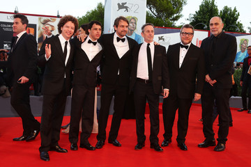 Rodolfo Cova Closing Ceremony and 'Lao Pao Er' Premiere - 72nd Venice Film Festival