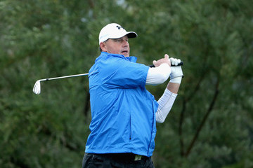 Roger Clemens CareerBuilder Challenge In Partnership With The Clinton Foundation - Round One