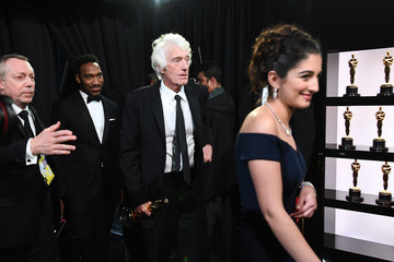 Roger Deakins 92nd Annual Academy Awards - Backstage
