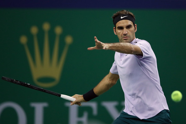 Roger Federer Plays Down Year-End No.1 Chances As Milestone Looms In Basel