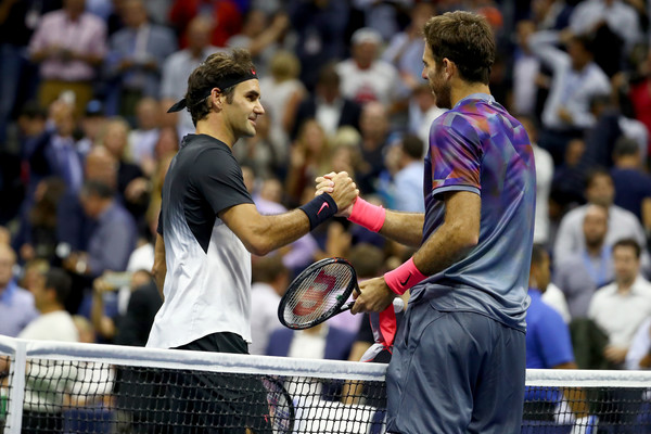 Roger Federer Unsurprised By Shock US Open Exit To Del Potro