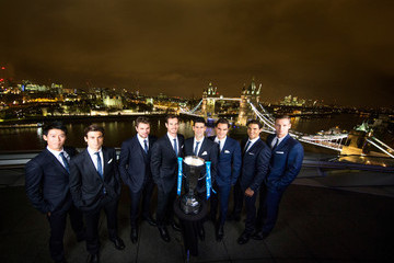 Roger Federer Andy Murray Barclays ATP World Tour Finals - Day One
