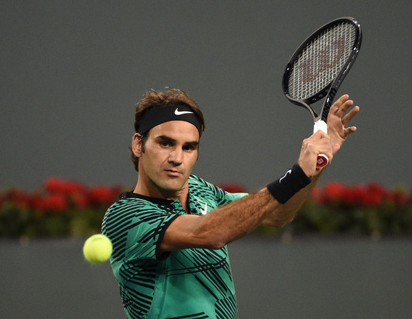 Roger Federer 'Excited' For Unique Indian Wells Clash With Nadal