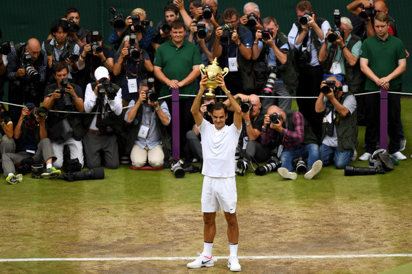 Day Thirteen: The Championships - Wimbledon 2017