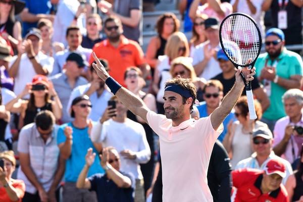 Roger Federer Reflects On His Career As Another Milestone Looms