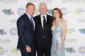Roger Goodell NY: Second Annual GENYOUth Gala 2017