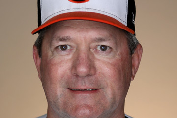 Roger McDowell Baltimore Orioles Photo Day