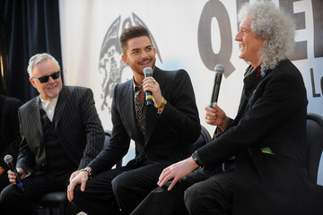 Roger Taylor 'Queen and Adam Lambert' Press Conference