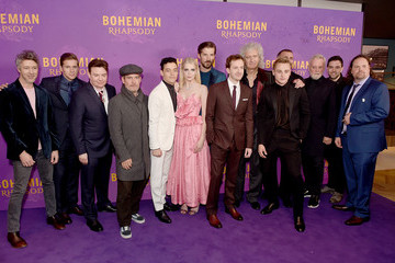 Roger Taylor 'Bohemian Rhapsody' World Premiere At The SSE Arena Wembley