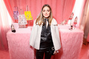 Olivia Palermo attends Sensorama Vivier - the Roger Vivier press day at Fondation Cino et Simone del Duca during Paris Fashion Week Womenswear Fall Winter 2021 on February 27, 2020 in Paris, France.