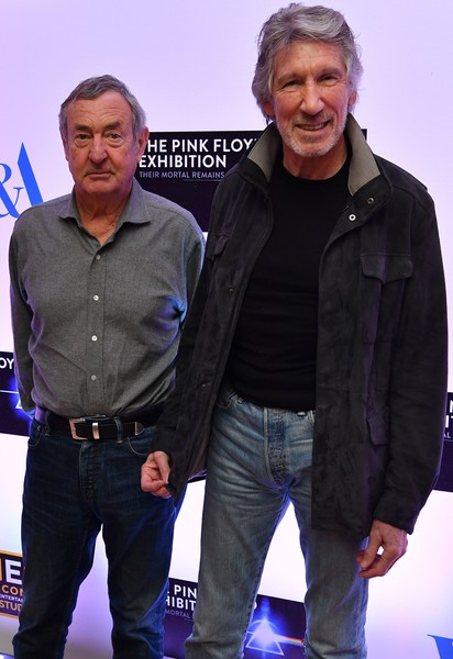 032b94b1 'The Pink Floyd Exhibition: Their Mortal Remains' - Press Conference. '