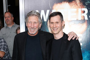 Sean Evans and Roger Waters Photos Photo