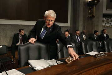 Roger Wicker Kissinger,Shultz And Armitage Testify At Senate Hearing On Nat'l Security
