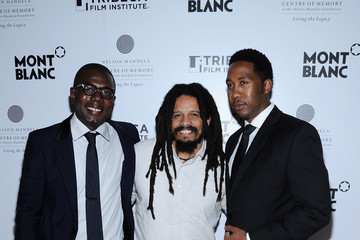 "Rohan Marley ""Power of Words: Nelson Mandela"" Installation Screening - 2013 Tribeca Film Festival"
