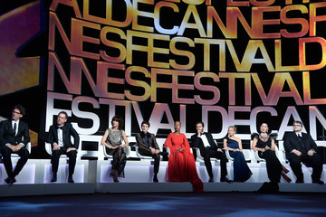 Rokia Traore Opening Ceremony Inside - The 68th Annual Cannes Film Festival