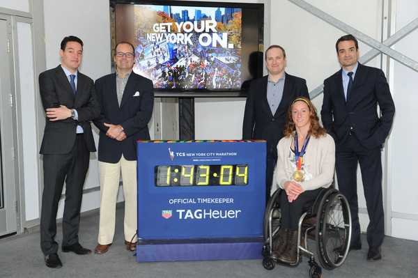 TAG Heuer New York Marathon Awards