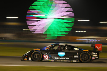 Ricky Taylor Rolex 24 Practice and Qualifying