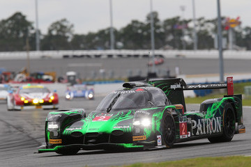 Ed Brown Rolex 24 Practice and Qualifying