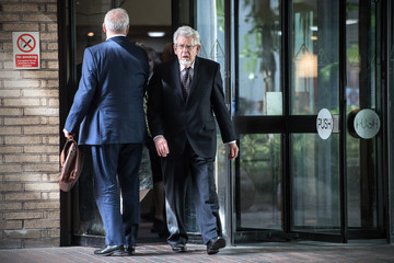 Rolf Harris Rolf Harris Appears at Court on Further Child Sex Abuse Charges