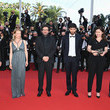"""Romain Cogitor """"Annette"""" & Opening Ceremony Red Carpet - The 74th Annual Cannes Film Festival"""