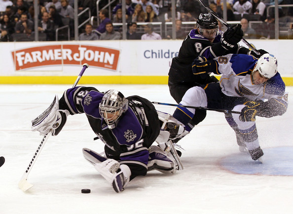 GDT: Game #5 : Kings vs. Blues - Tuesday, 10/18/'11 @ 7:30 pm PST - HFBoards