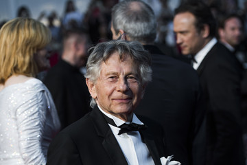 Roman Polanski 'Based on a True Story' Red Carpet Arrivals - The 70th Annual Cannes Film Festival
