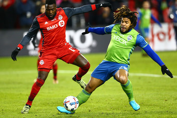 Roman Torres 2017 MLS Cup - Seattle Sounders v Toronto FC