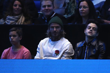 Romeo Beckham Day Eight - Nitto ATP World Tour Finals