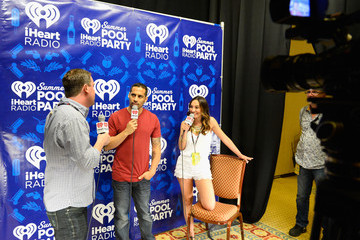 Romeo Miller The iHeartRadio Summer Pool Party - Backstage