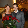 Jessica Schwarz and Guillaume Delorme Photos