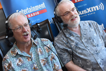 Ron Clements SiriusXM's Entertainment Weekly Radio Channel Broadcasts From Comic-Con 2016 - Day 1